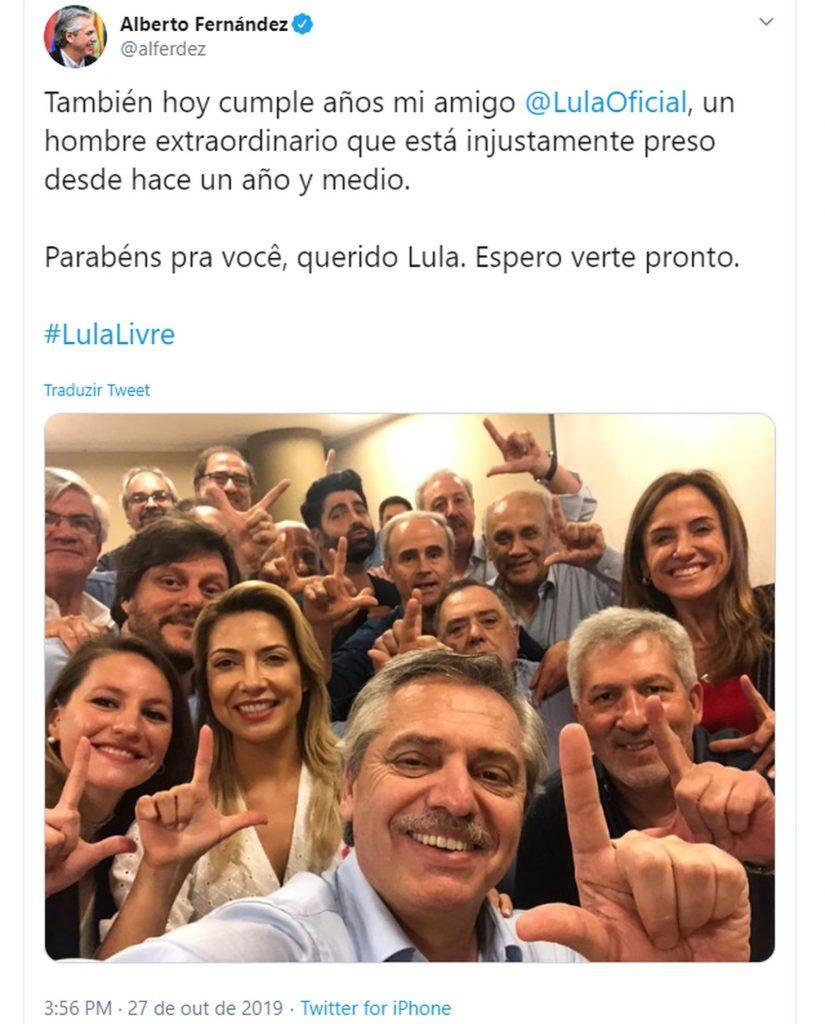"Bolsonaro: Argentina ""escolheu mal"""