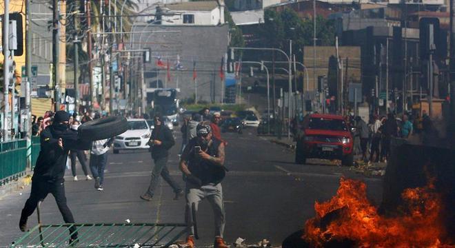 O que está acontecendo no Chile?