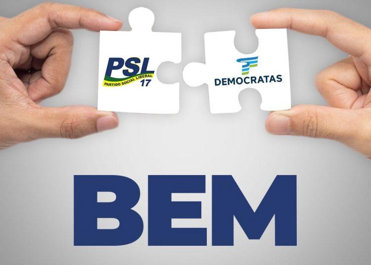 Fusão DEM e PSL